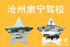 沧州肃宁驾校-肃宁驾校